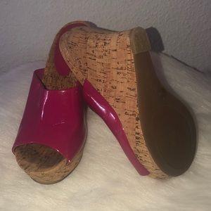 Jessica Simpson Shoes - Jessica Simpson Mules Wedges